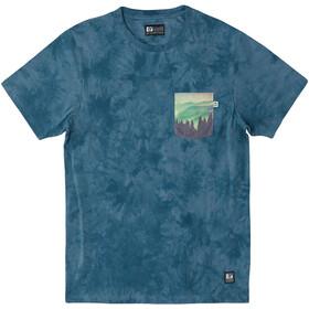 Hippy Tree Mountainside T-paita Miehet, blue